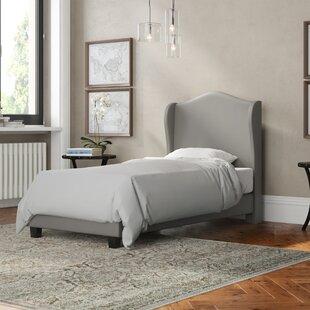 Cubbindall Upholstered Bed Frame By Rosalind Wheeler
