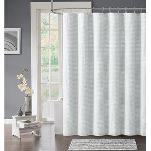 No Hook Shower Curtains