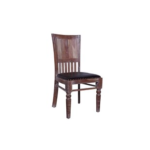 Anneville Upholstered Dining Chair (Set of 2) Bloomsbury Market