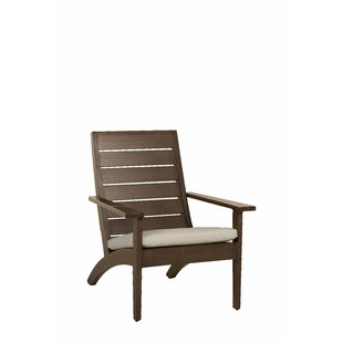 Kennebunkport Aluminum Adirondack Chair by Summer Classics