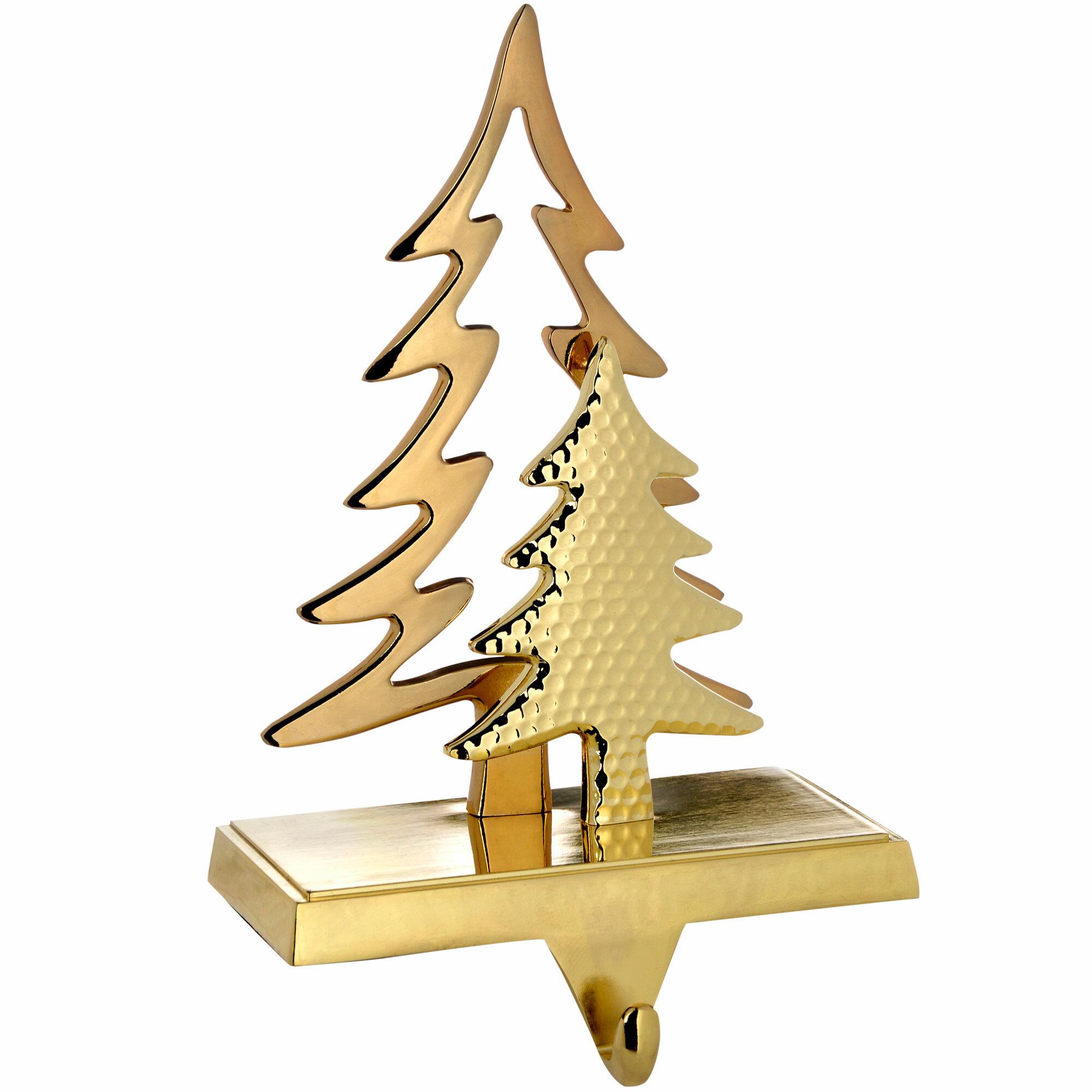 Christmas Tree Stocking Holder.Christmas Tree Stocking Holder