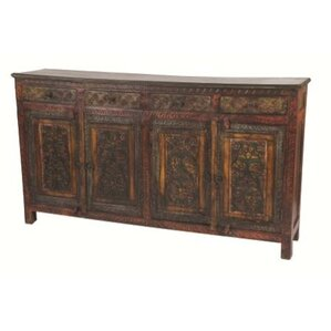 Arvada 4 Drawer Sideboard by MOTI Furniture