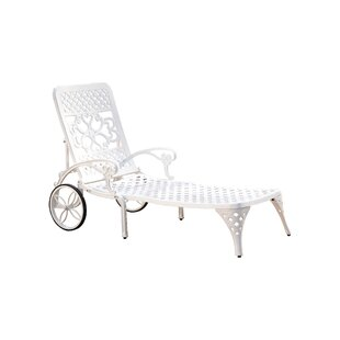 Ayleen Chaise Lounge (Set of 2) by August Grove