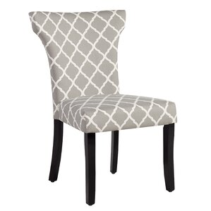 Plainville Lattice Side Chair by Charlton..