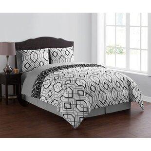 Filton Modern Reversible Comforter Set