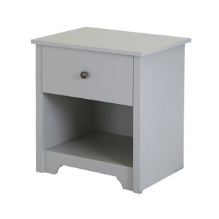 Olympia 1 Drawer Nightstand
