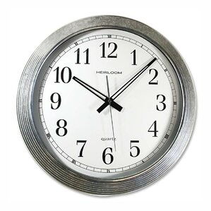 Gloria Round Wall Clock