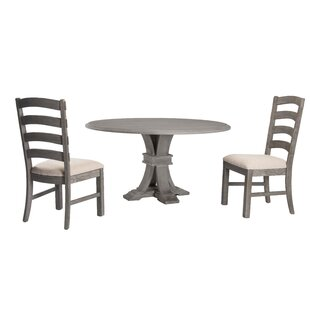 Serafina 3 Piece Dining Set by One Allium..