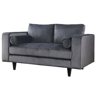 Inexpensive Trotter Upholstered Loveseat by Mercer41 Reviews (2019) & Buyer's Guide