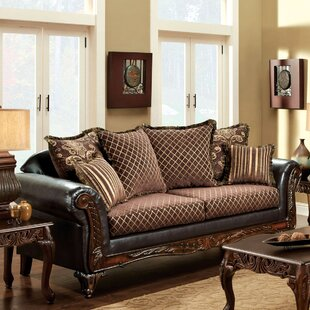 Constantine Ornate Loveseat by Hokku Designs