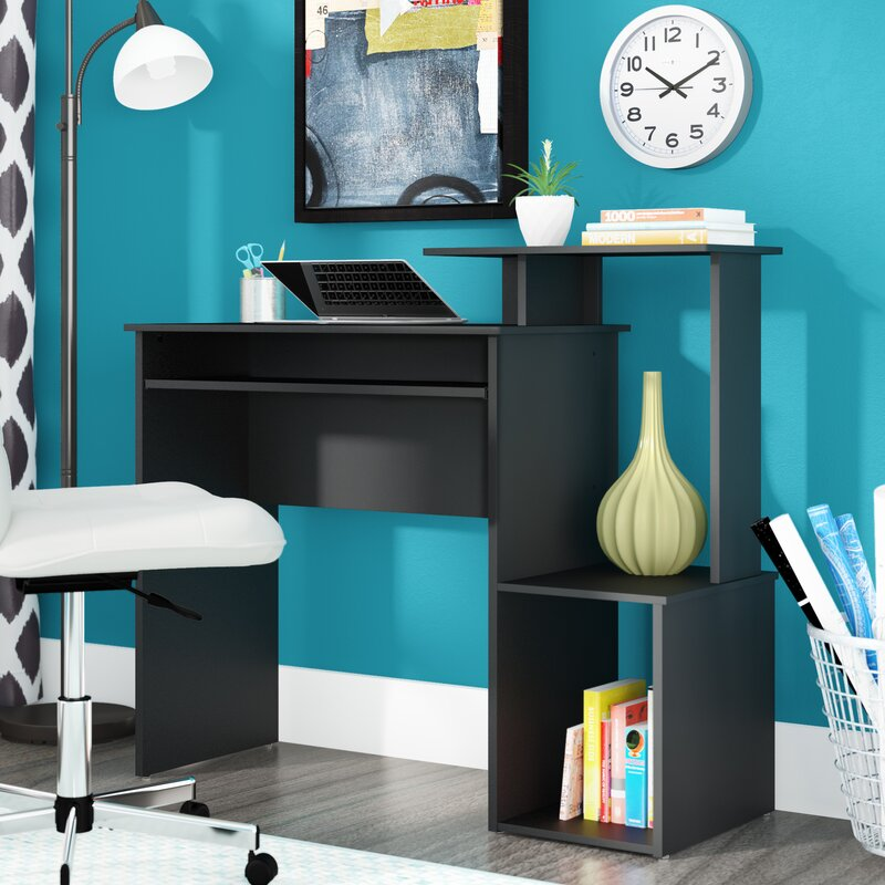 Zipcode Design Paisley Home Office Computer Desk & Reviews | Wayfair