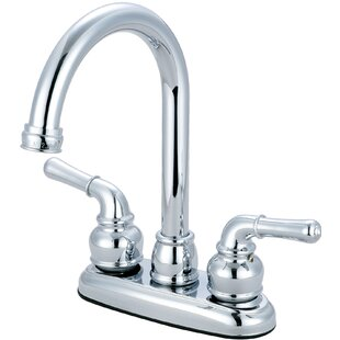 Olympia Faucets Double Handle Kitchen Faucet