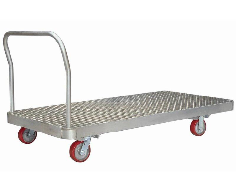 Hamilton Caster 2000 Lb Capacity Platform Dolly Wayfair