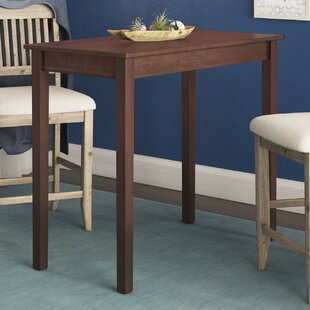 Waquoit Dining Table by Beachcrest Home Read Reviews