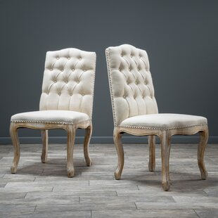 Callie Side Chair (Set of 2) by Home Loft Concepts
