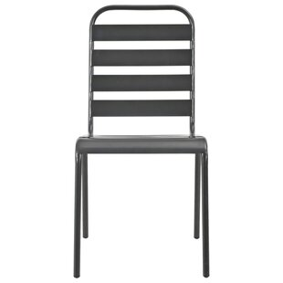 Lutie Stacking Garden Chair (Set Of 2) By Sol 72 Outdoor