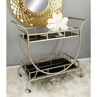 Cole & Grey Bar Cart