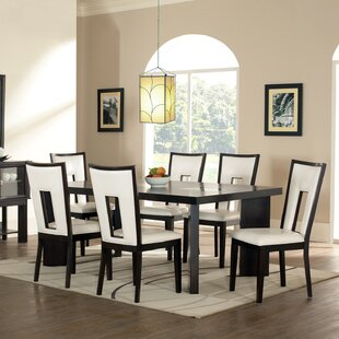 Hillcrest 7 Piece Dining Set by Brayden Studio No Copoun