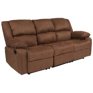 Savings Chalfont Reclining Sofa by Winston Porter Reviews (2019) & Buyer's Guide