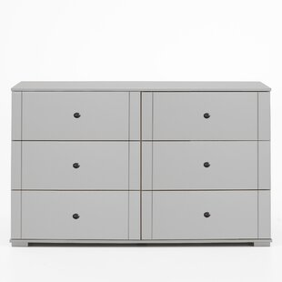 Chalet 1 Door 5 Drawer Chest Of Drawers By Wimex