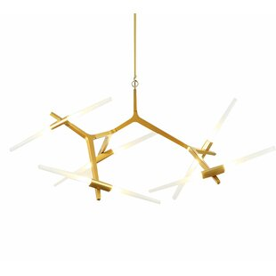 Brayden Studio Daren Large 5-Light LED Chandelier