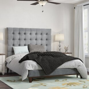 Mccann Upholstered Platform Bed