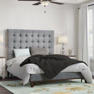 Mccann Upholstered Platform Bed