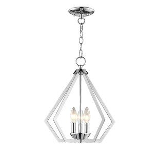 Purchase Borasisi 3-Light Lantern Pendant By Willa Arlo Interiors