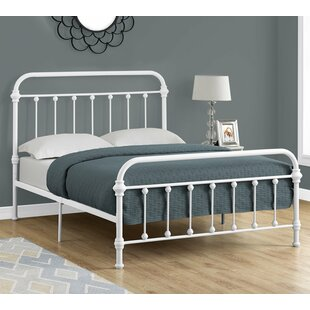 Beachcrest Home Niemeyer Slat Bed