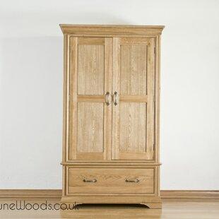 2 Door Wardrobe By Natur Pur