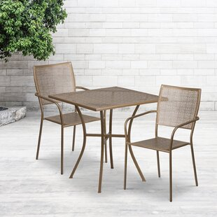 Bistro Wrought Studio Patio Dining Sets You Ll Love In 2021 Wayfair