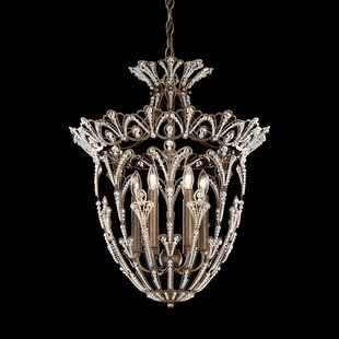 Schonbek Rivendell 6-Light Crystal Chandelier