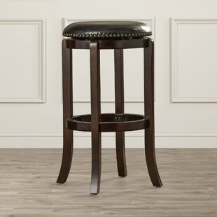 Henryville 29 Swivel Bar Stool Charlton Home