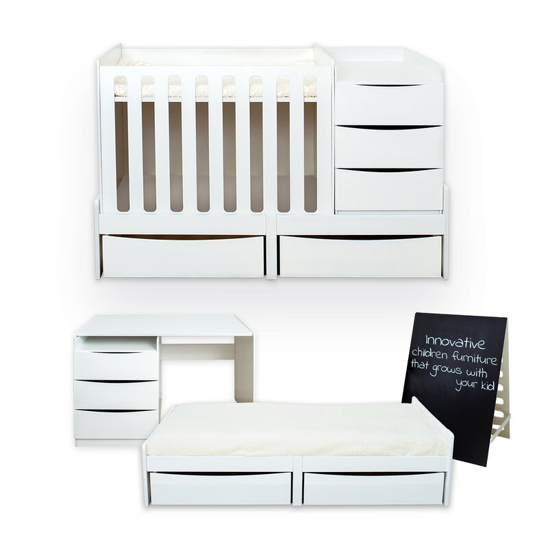 Isabelle Max Eria Cot Bed 5 Piece