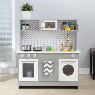 017f7bb0bf5 Bermingham Big Play Kitchen Set. by Teamson Kids