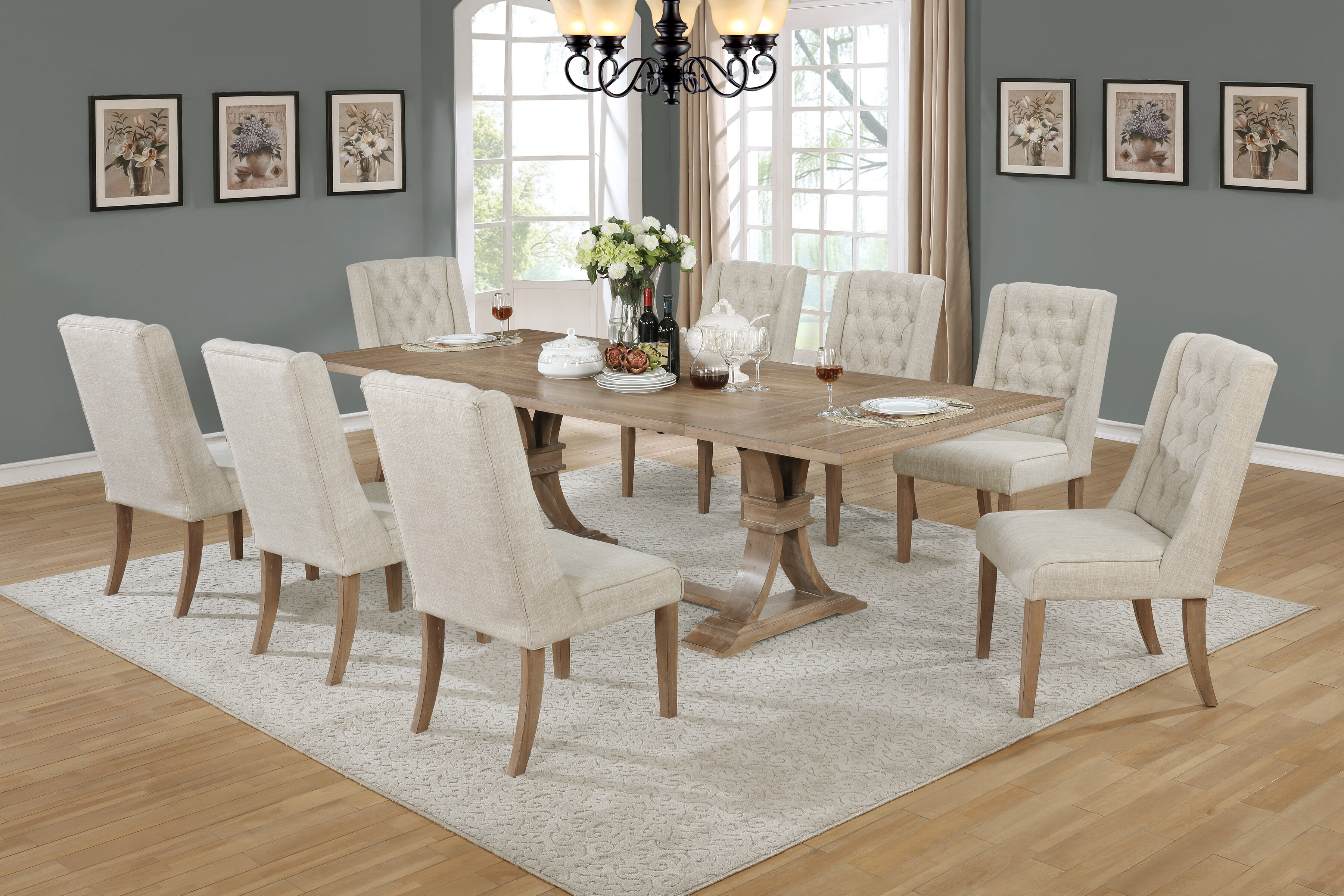 Dions 4 Piece Dining Set