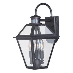 Sol 72 Outdoor Gravesend 1-Light Outdoor Wall Lantern