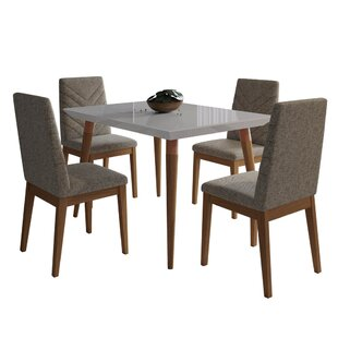 Lemington 5 Piece Dining Set by George Ol..