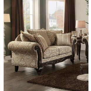 Astoria Grand Wilmot Loveseat