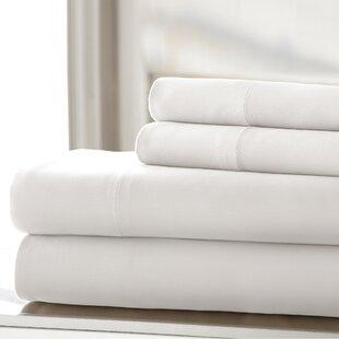 Germana Wrinkle Free 400 Thread Count 100% Cotton Sheet Set
