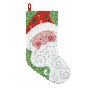 Jolly Santa Stocking
