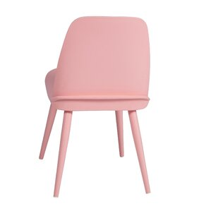 pink kitchen & dining chairs you'll love   wayfair