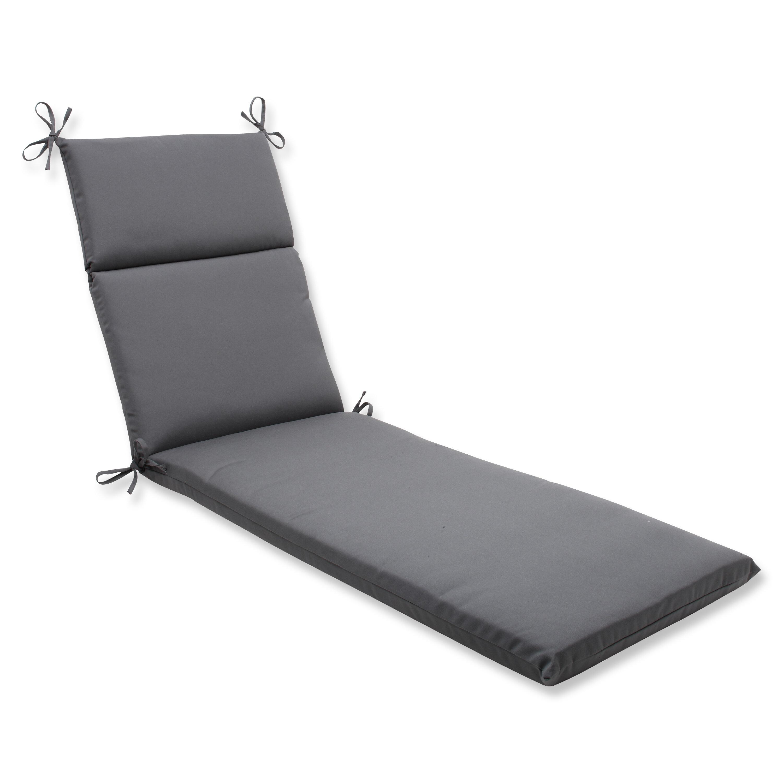 - Siu Indoor/Outdoor Sunbrella Chaise Lounge Cushion & Reviews