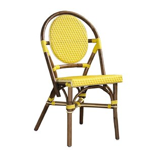 Cottage Cottage Paris Bistro Side Chair (Set of 2) Padmas Plantation
