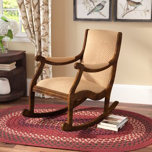 Darby Home Co Lewys Rocking Chair