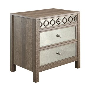 Clair 3 Drawer Chest by Willa Arlo Interiors