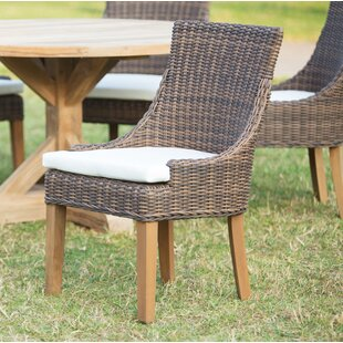 Engel Patio Dining Chair with Cushion