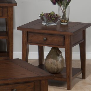 Loon Peak Bonniebrook End Table