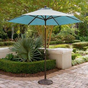 Three Posts Lauritsen 11 Ft. Market Umbrella