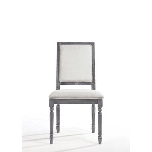 Ahrens Side Upholstered Dining Chair (Set..